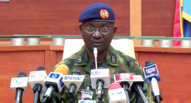 Troops operation kill bandits, recovers arms in Kaduna