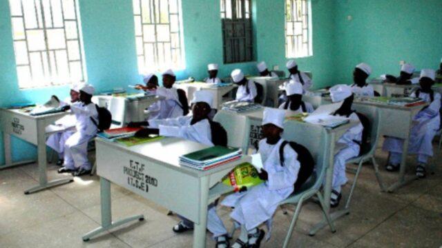 Senator Okorocha urge Government at all level to integrate almajiri education Into formal system