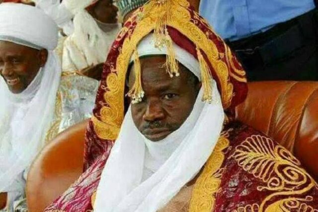 ENDSARS Protest: Bring in reforms that would sanitize and strengthen the unit rather than scraping it- Emir of Muri tells FG