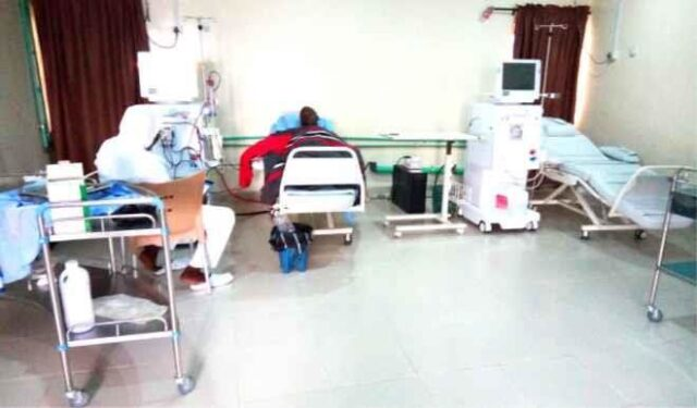 Gombe: EndSARS Protest Stalls Our Dialysis Centre Project, CMD Says.