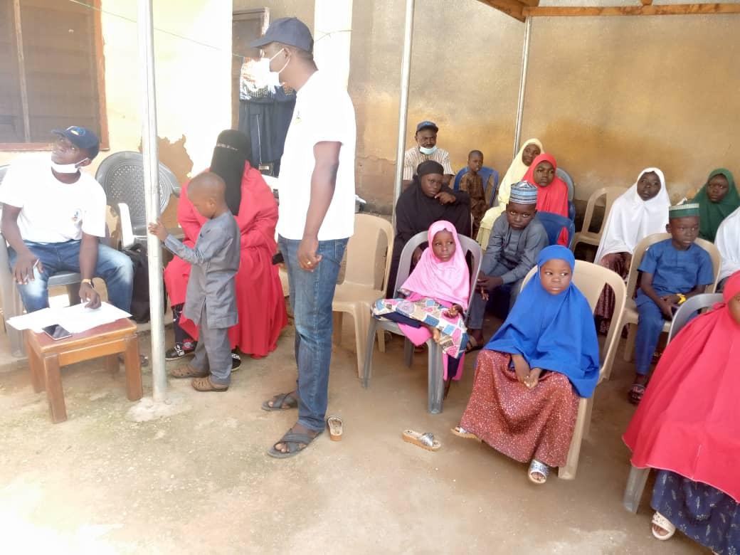 KRYSTAL Foundation provides free medical services for orphanage