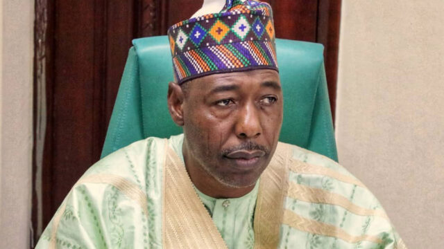 Zulum's media aide threatens Borno reports, others
