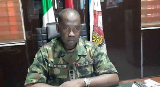 Colonel Sagir Musa the Acting Director Army Public Relations said the Nigerian Army (NA) constructed Mines Resistant