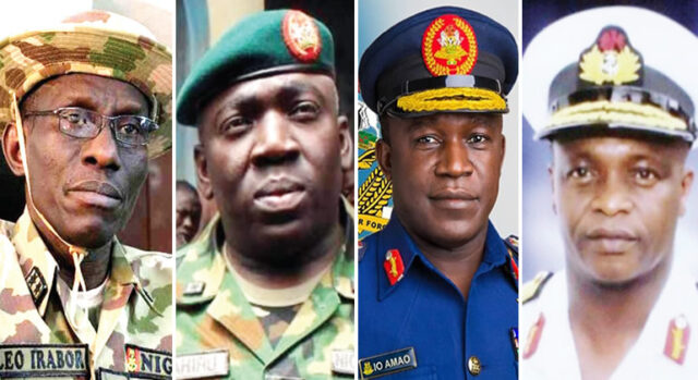 Inject fresh ideas into military, NUJ advises new service chiefs
