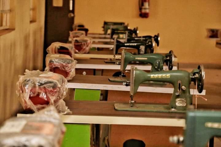 Vocational Enterprise Institute, Muna Borno State in picture