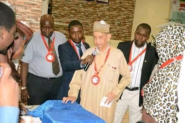 Emeritus Umaru Shehu Maiduguri